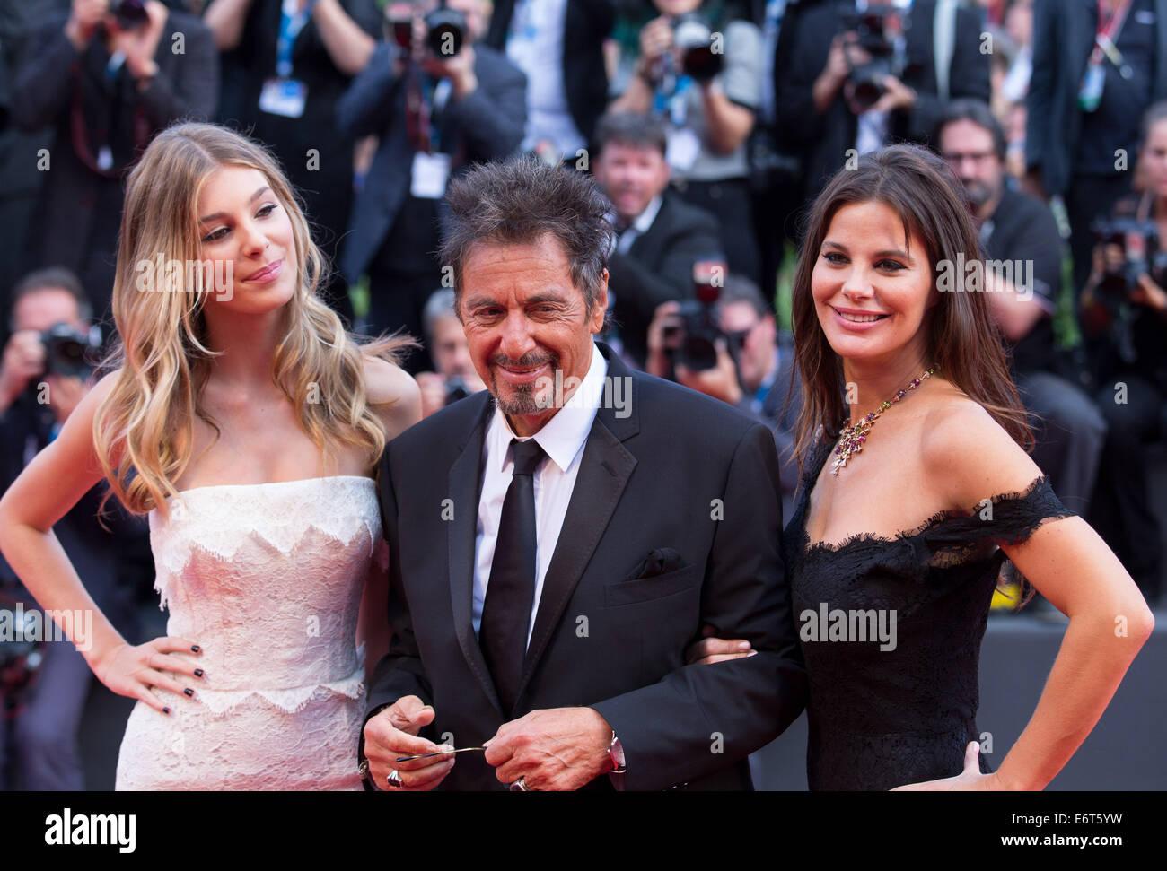 Leonardos Girlfriend Is Al Pacinos Stepdaughter Camila Morrone