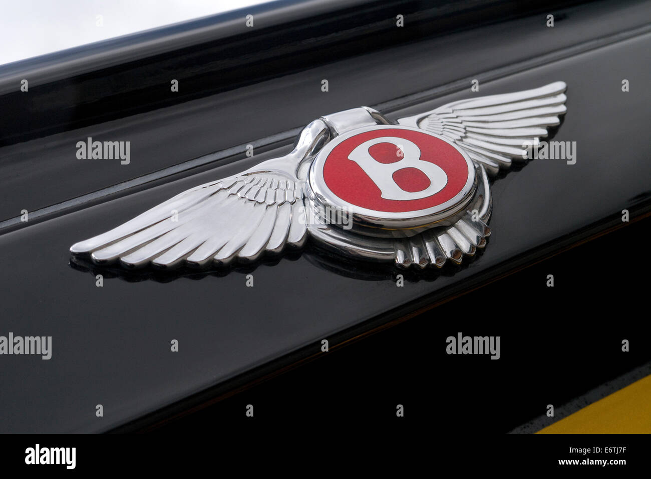 Bentley Continental SC 1999 - Stock Image
