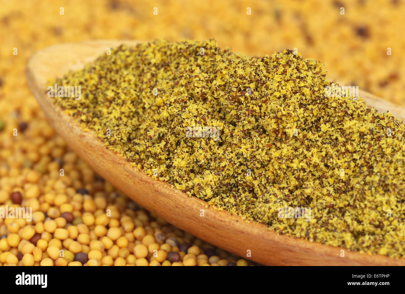 Ground Mustard High Resolution Stock Photography And Images Alamy