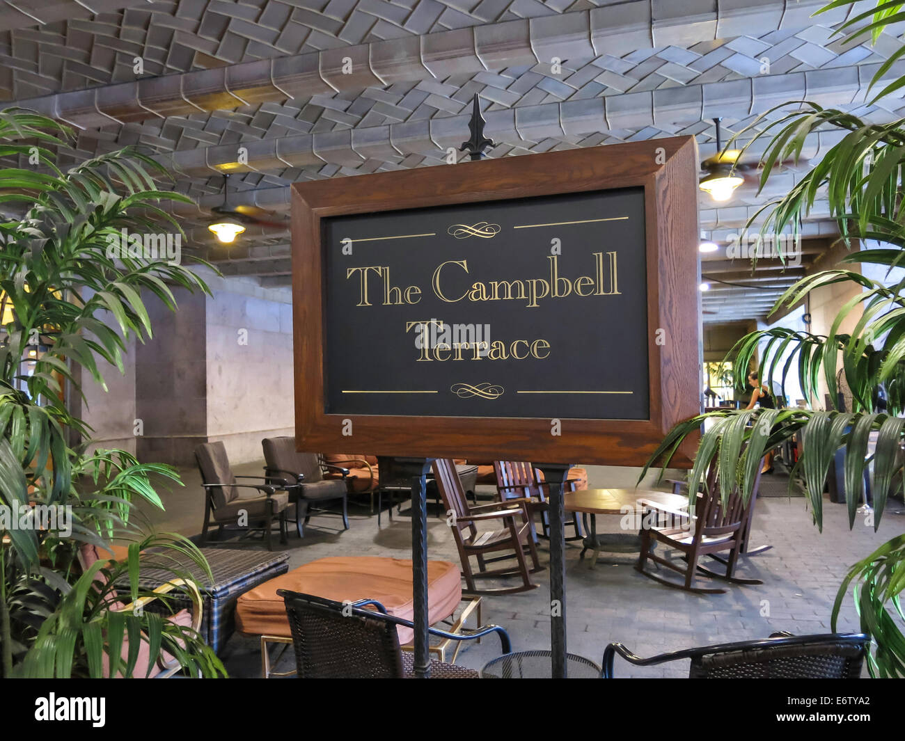The Campbell Apartment Terrace Grand Central Terminal Nyc Usa