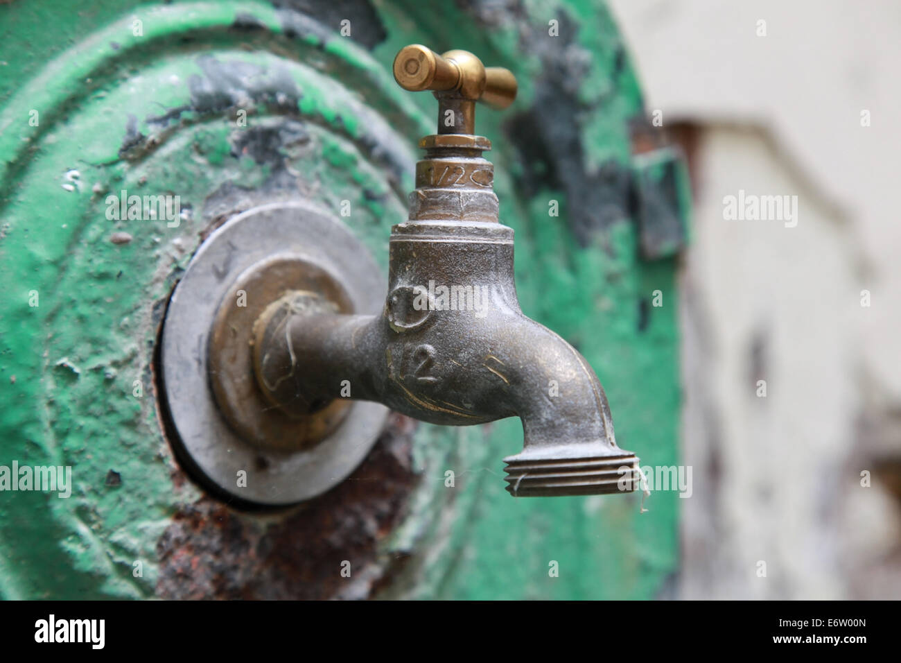 Old Outdoor Spigot Stock Photos & Old Outdoor Spigot Stock Images ...