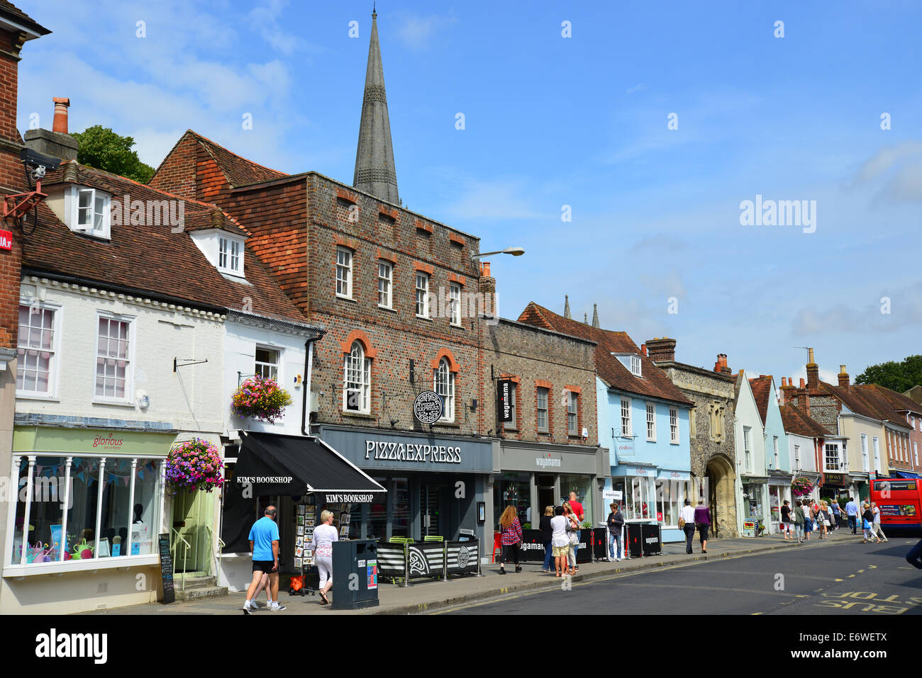 South Street Chichester West Sussex England United