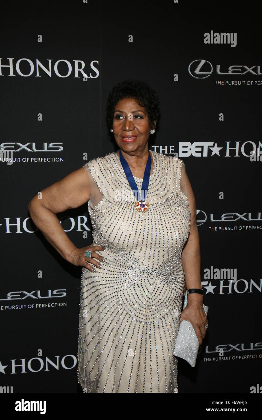 aretha franklin on bet honors