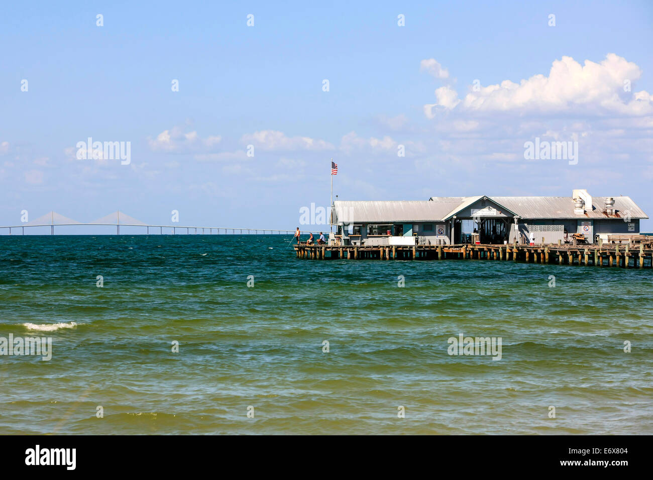 Anna Maria Island Florida Se Stock Billeder Anna Maria-7235