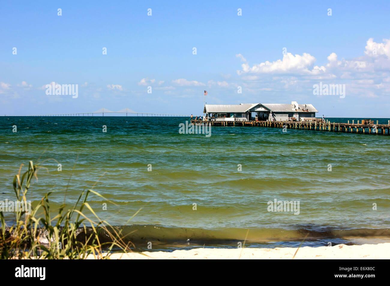 Anna Maria Island Florida Se Stock Billeder Anna Maria-3038