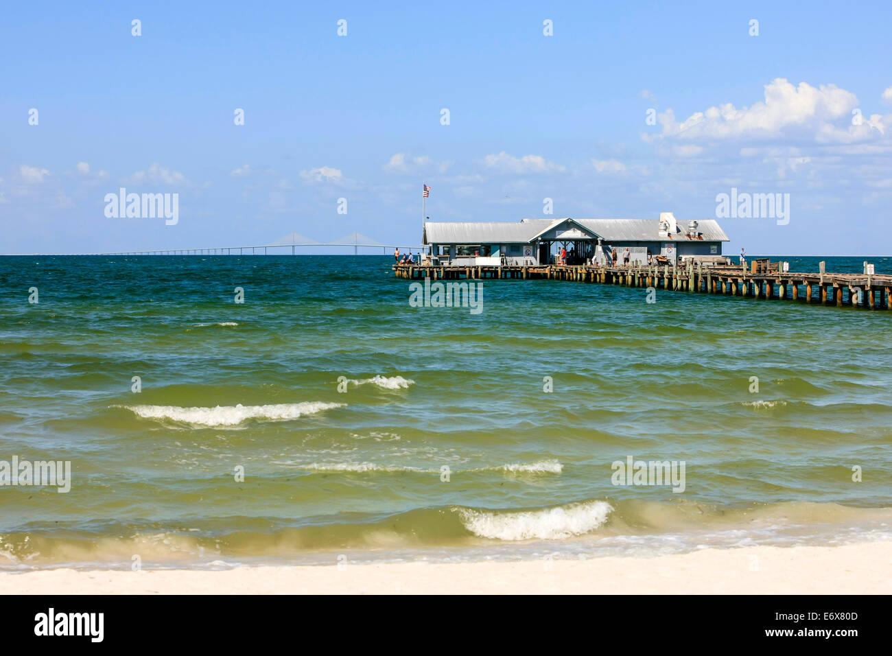 Anna Maria Island Florida Se Stock Billeder Anna Maria-4316