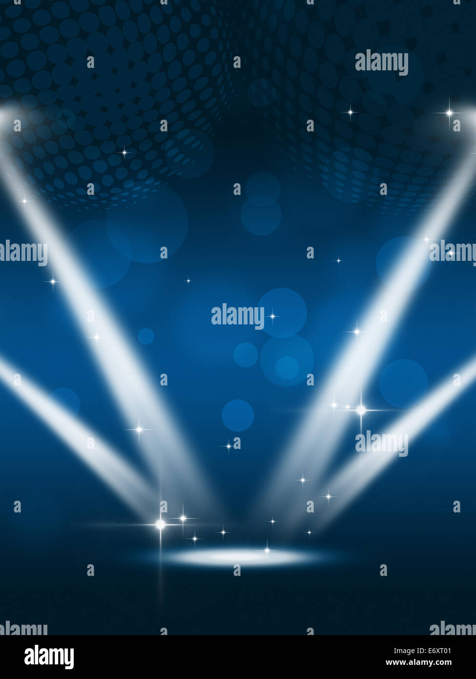 party spotlights music background for flyers and nightclub posters