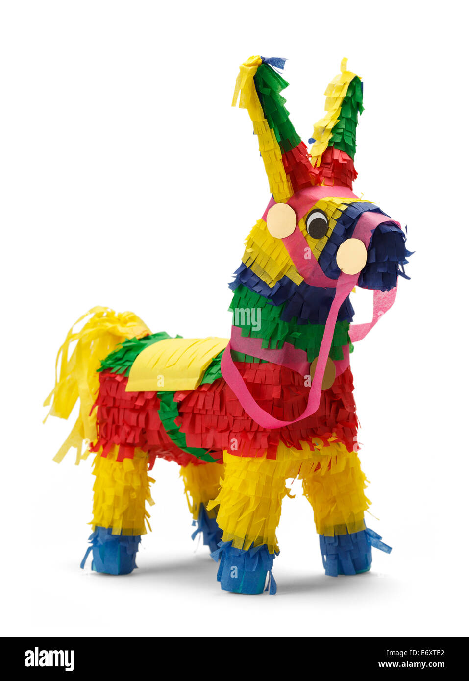 How to Make a Donkey Pinata | Mexican party theme, Mexican pinata ... | 1390x957
