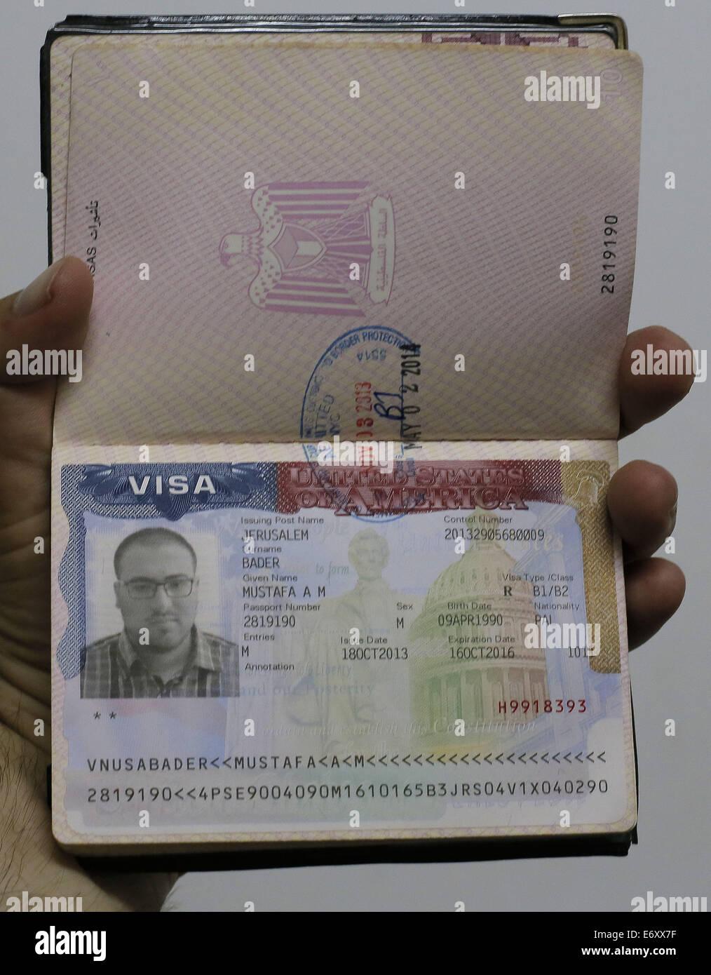 Us Visa Stock Photos & Us Visa Stock Images - Alamy