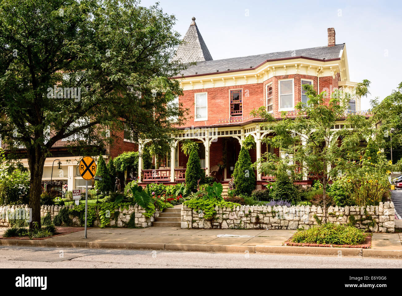 American Auctions & Appraisals, 35 West Main Street, Westminster, Maryland - Stock Image