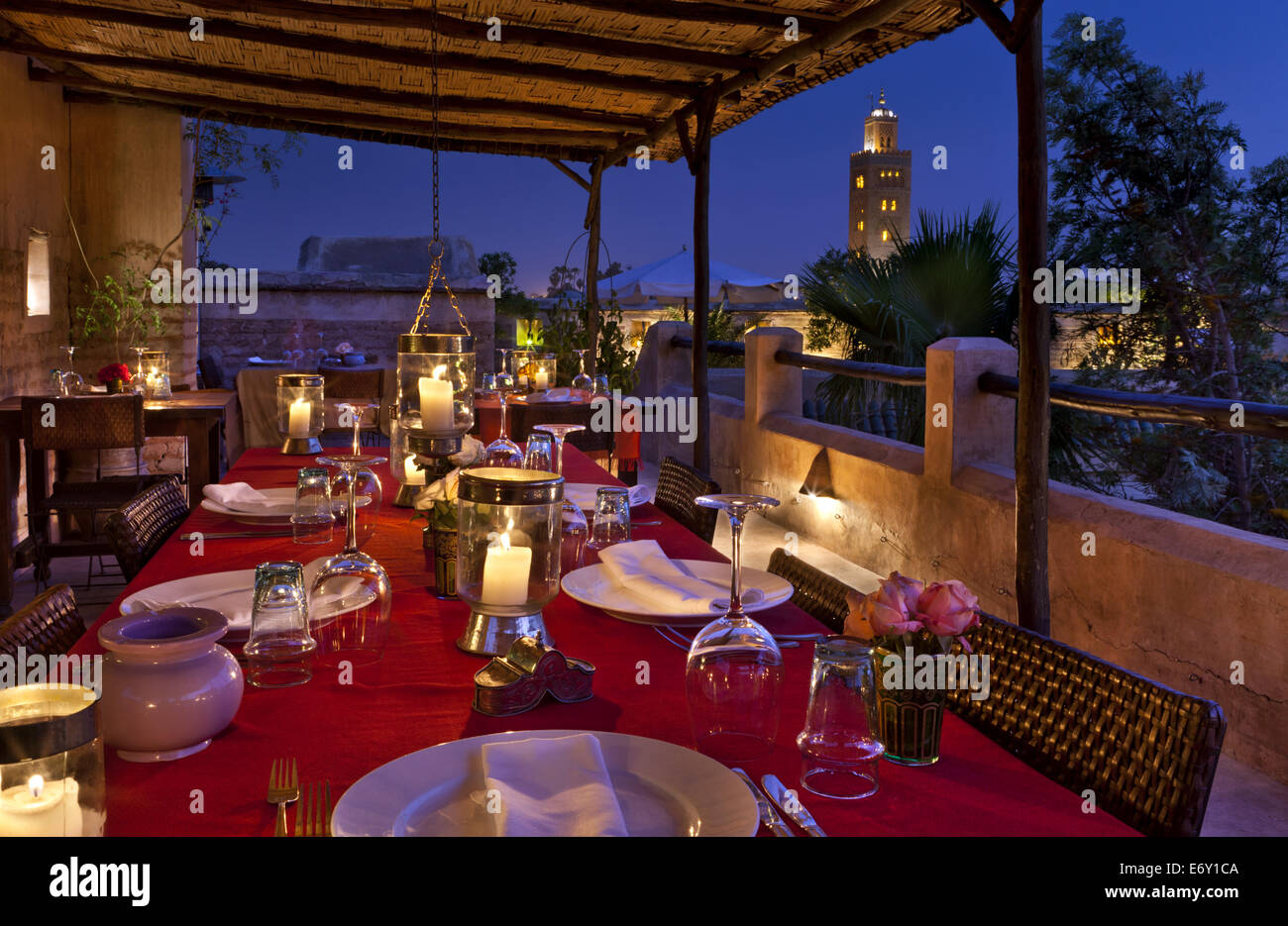 Rooftop Dining Stock Photos Rooftop Dining Stock Images