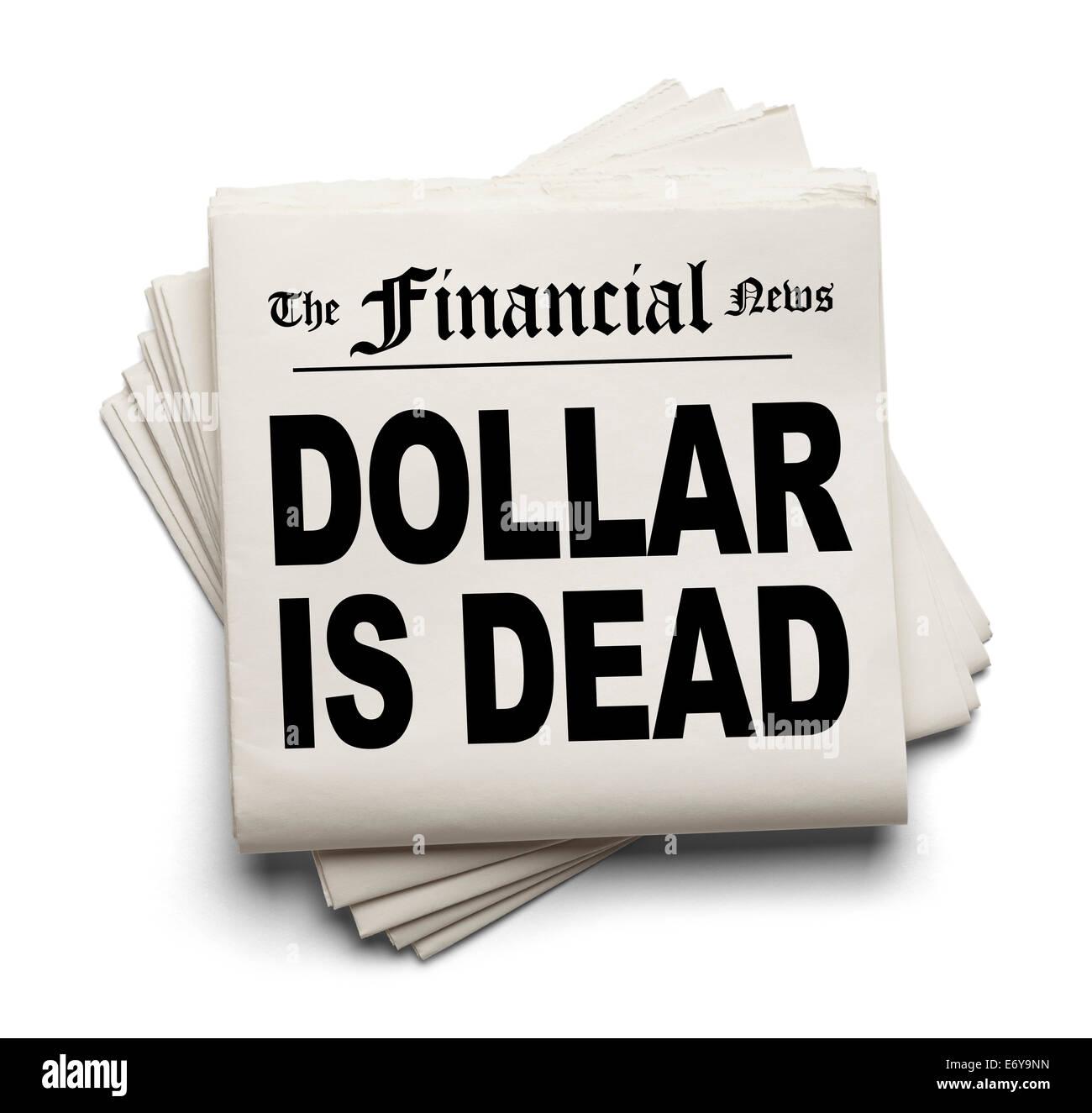 Finance News: Financial News Stock Photos & Financial News Stock Images