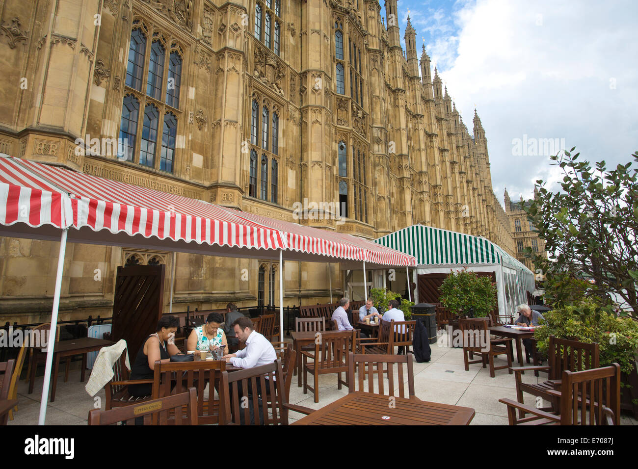 House Of Lords Cholmondeley Room And Terrace