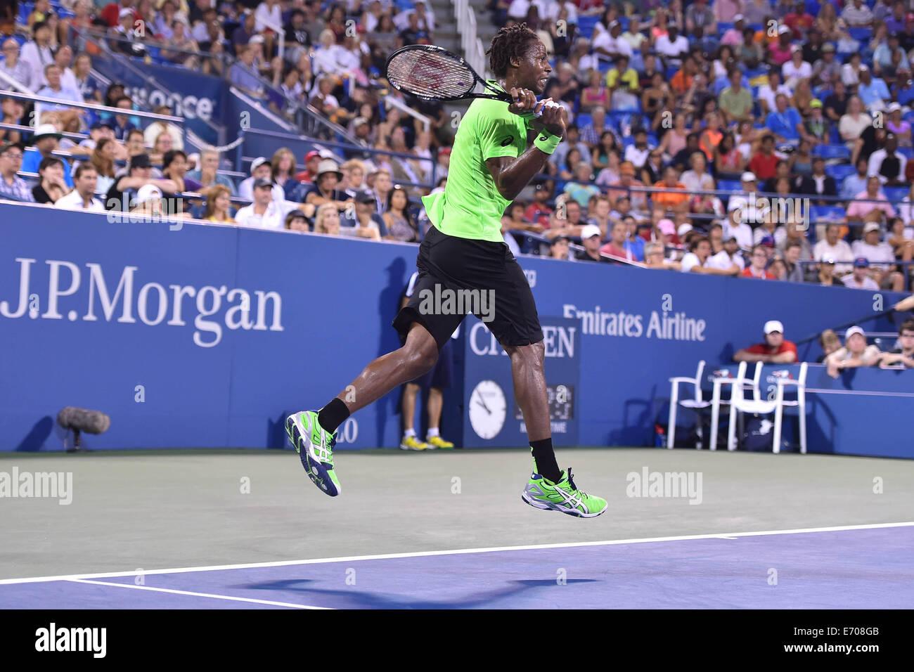 Flushing Meadows, New York, USA  31st Aug, 2014  US Open