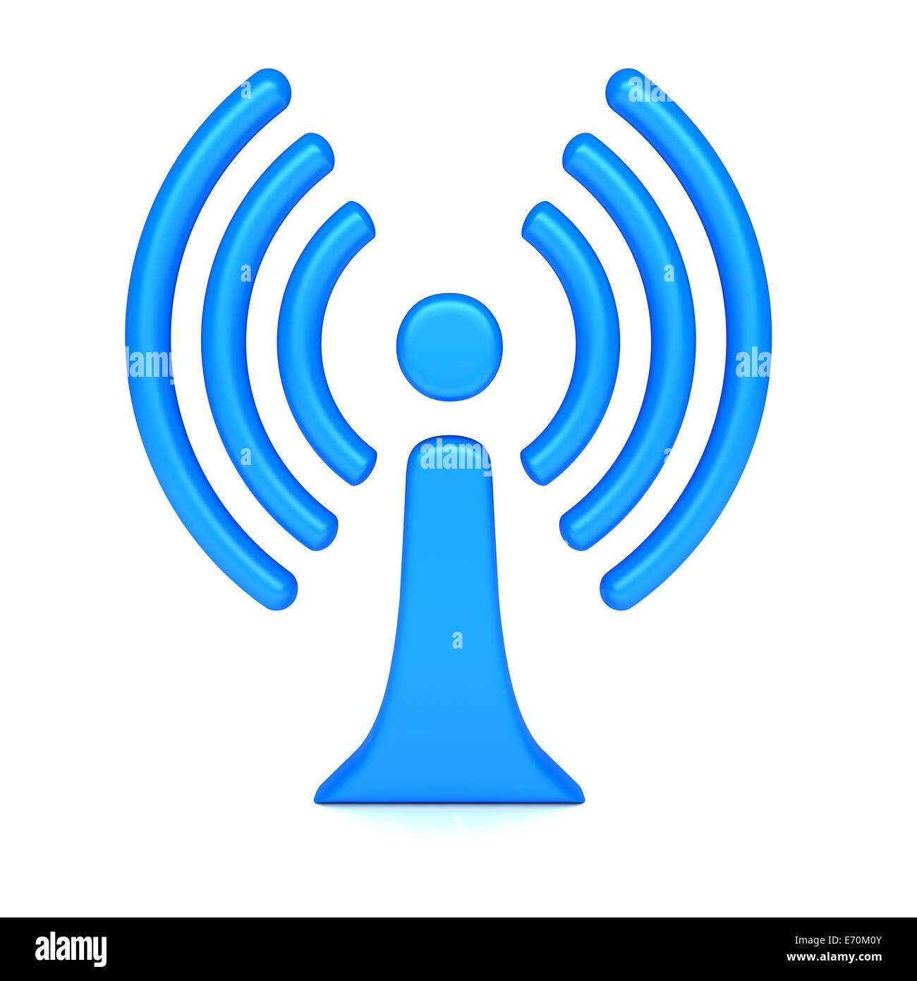 Wifi Symbol Stock Photo 73159771 Alamy