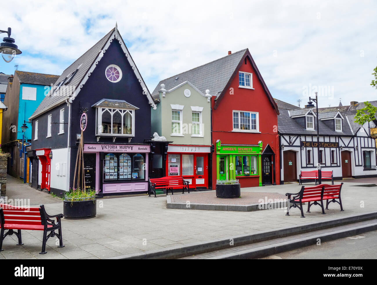 Awe Inspiring Kinsale County Cork Ireland Stock Photo 73165258 Alamy Interior Design Ideas Clesiryabchikinfo