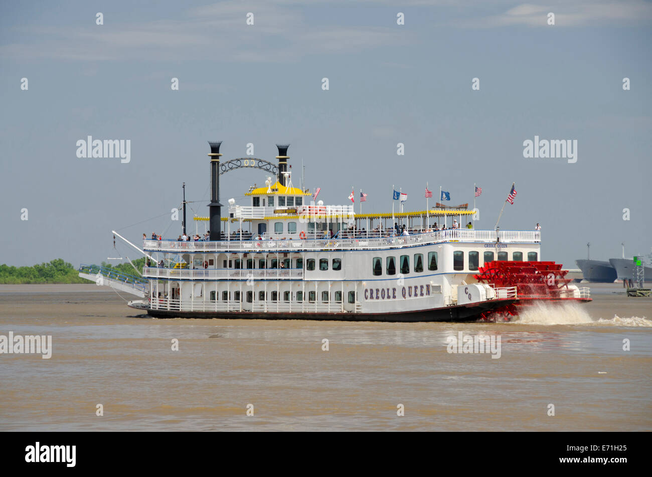 Mississippi River Tour Boat Stock Photos Amp Mississippi River Tour Boat Stock Images Alamy