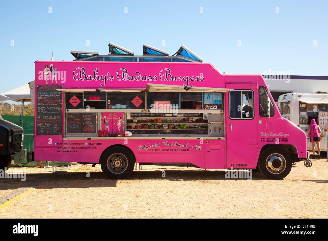 Texas Bbq Food Truck Los Angeles