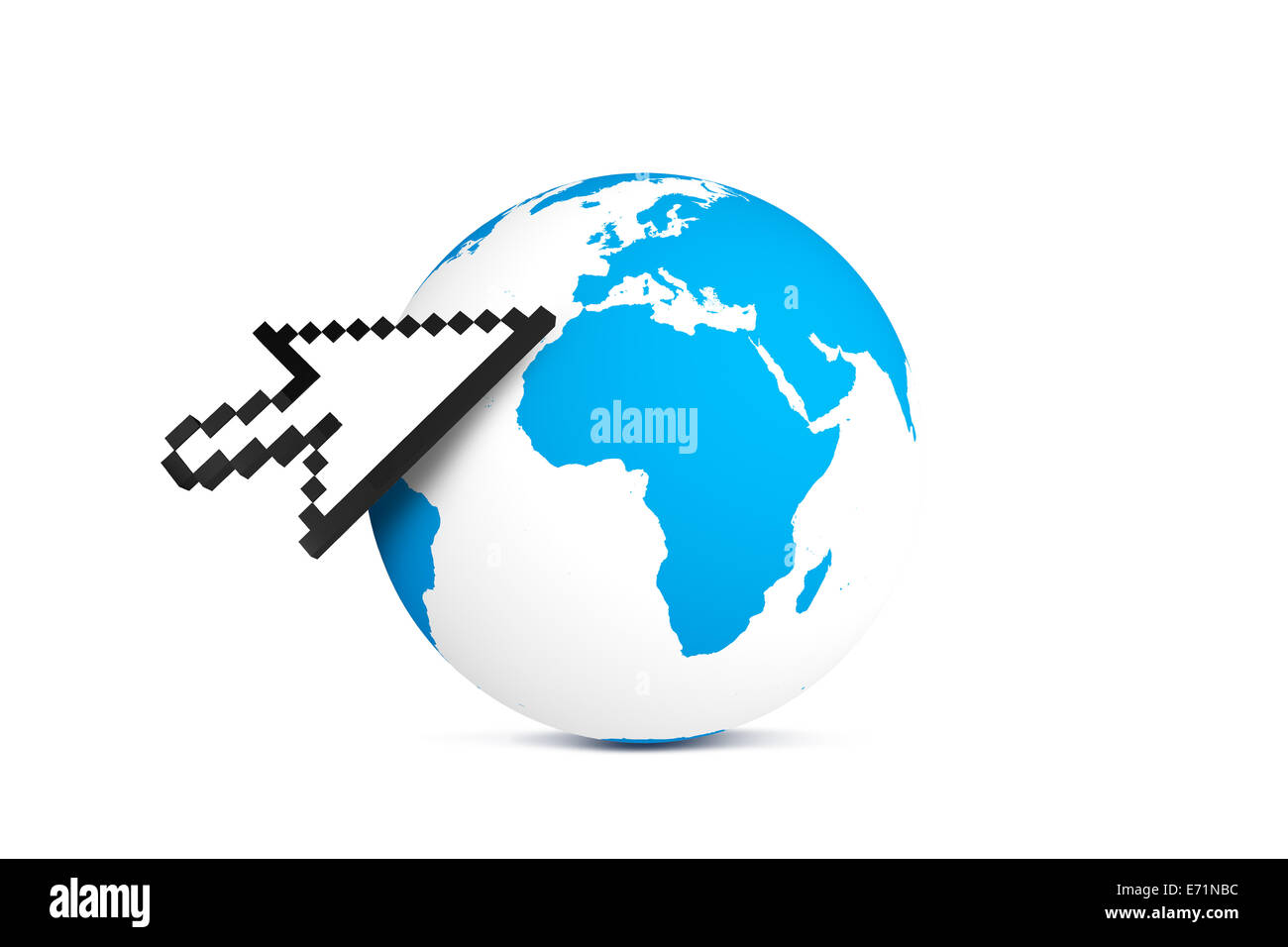Computer mouse arrow cursor symbol pointing earth map globe ... on mod symbols, power symbols, crane symbols, sport symbols, baltimore symbols, cd symbols, race symbols, state symbols, real symbols, cook symbols,