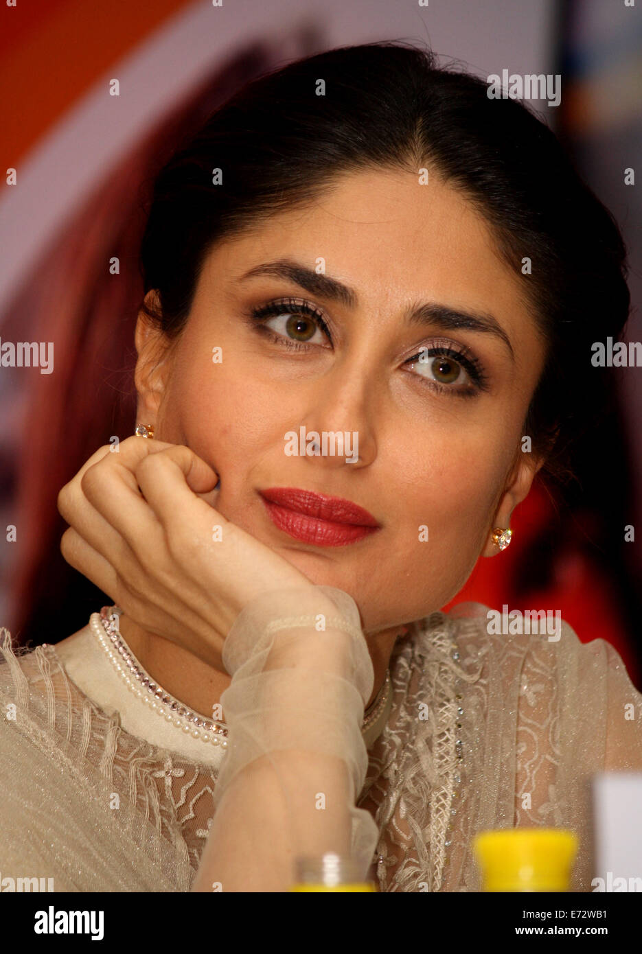 bollywood actress kareena kapoor stock photos & bollywood actress