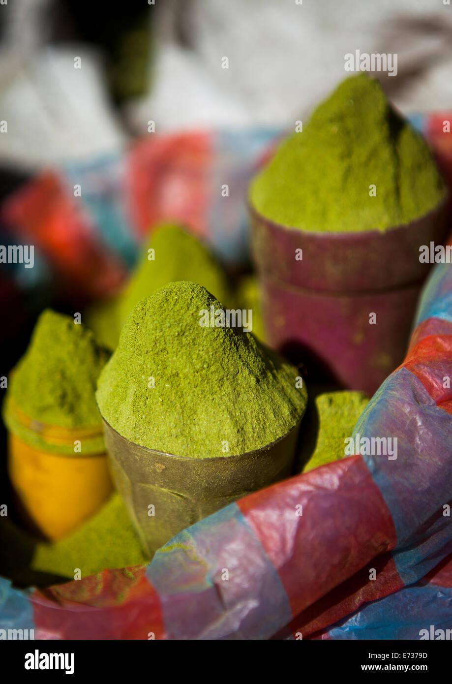 Assayta Afar Market, Ethiopia - Stock Image