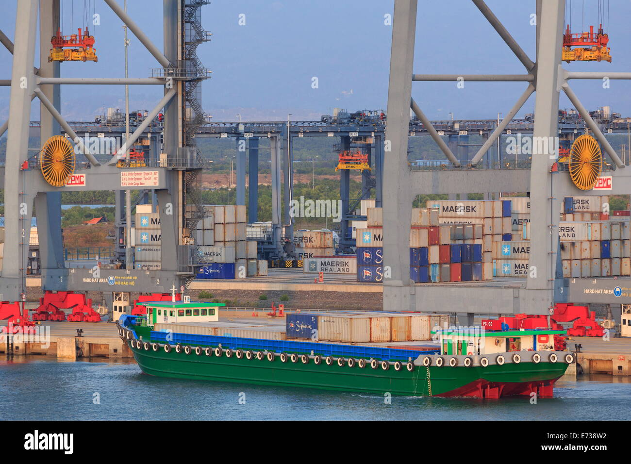 Wonderful Myport Best Choice Of Container Ship In Phu My Port, Ho