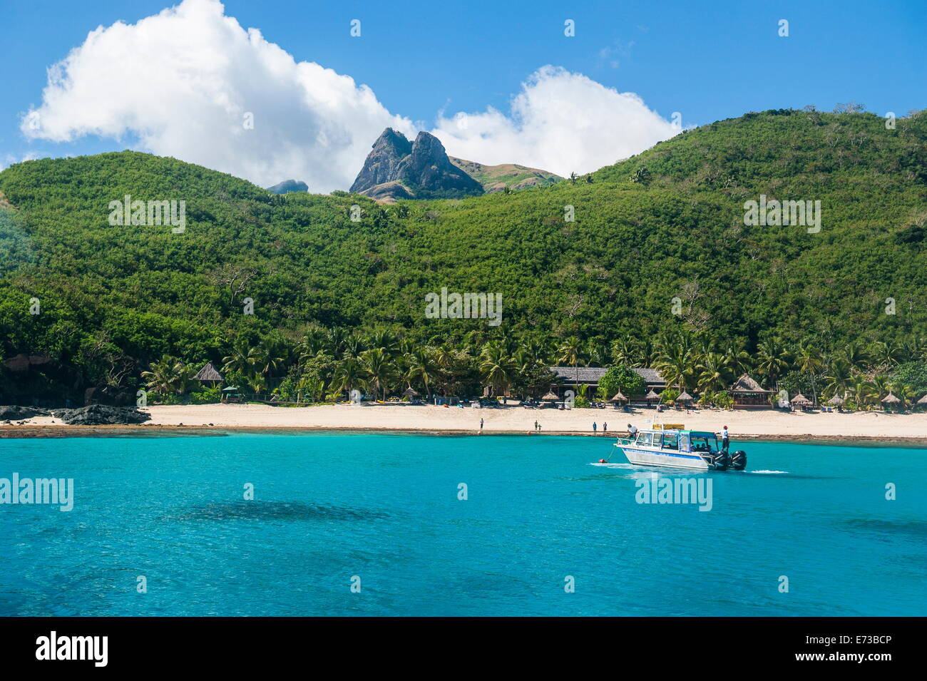 Yasawas, Fiji, South Pacific, Pacific - Stock Image