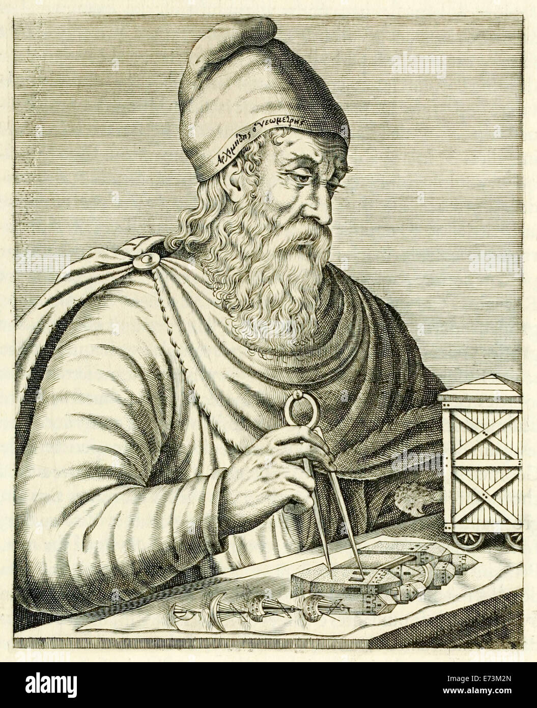 Archimedes Stock Photos & Archimedes Stock Images - Alamy  Archimedes Stoc...