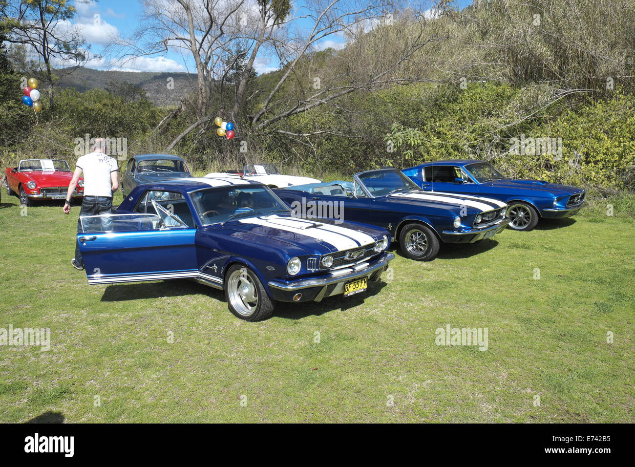 Classic Sports Car Hire Sydney