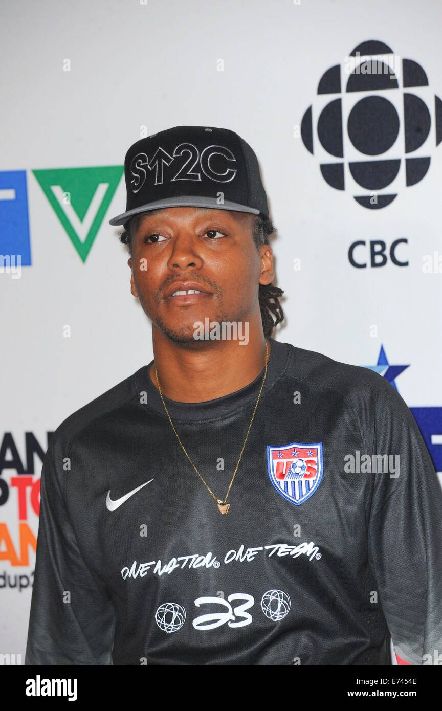 14bb0df09b2 stand up 2 cancer telecast arrivals 2014 featuring lupe fiasco where ...