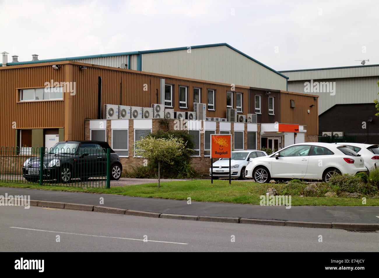 Ragdoll Productions Headquarters Stratford Upon Avon Warwickshire