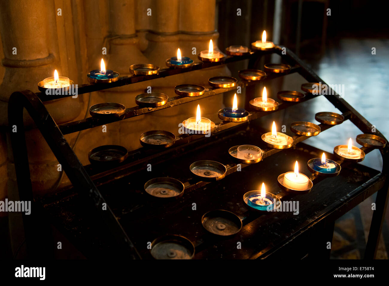 Candle Rack Stock Photos Amp Candle Rack Stock Images Alamy