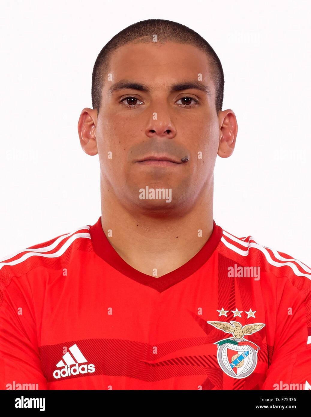 Portugal - Primera Liga Zon-Sagres 2014-2015 /  Victorio Maximiliano Pereira Paez ' Maxi Pereira ' - ( Sl - Stock Image