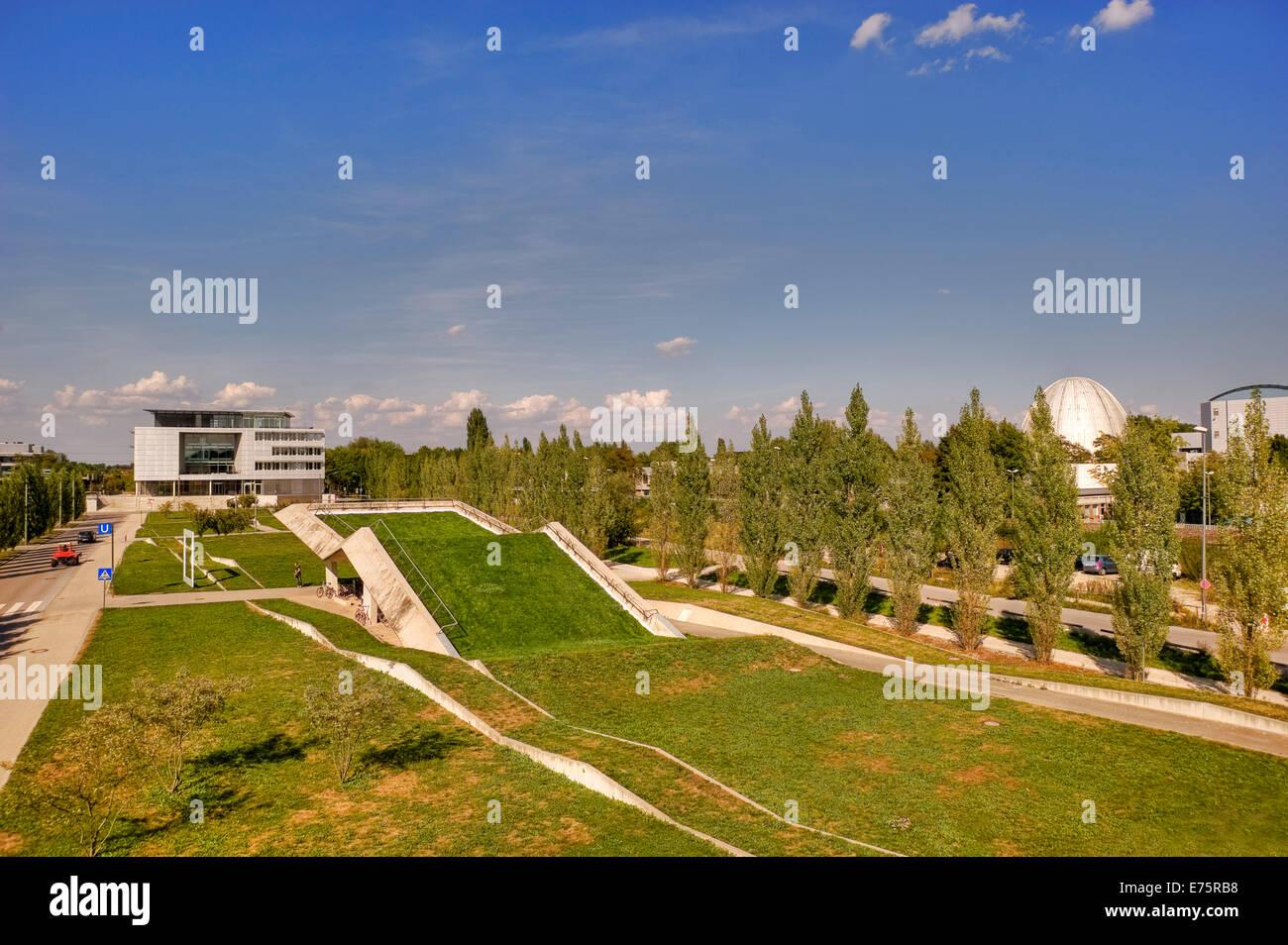 Ludwig Maximilian University Of Munich Stock Photos