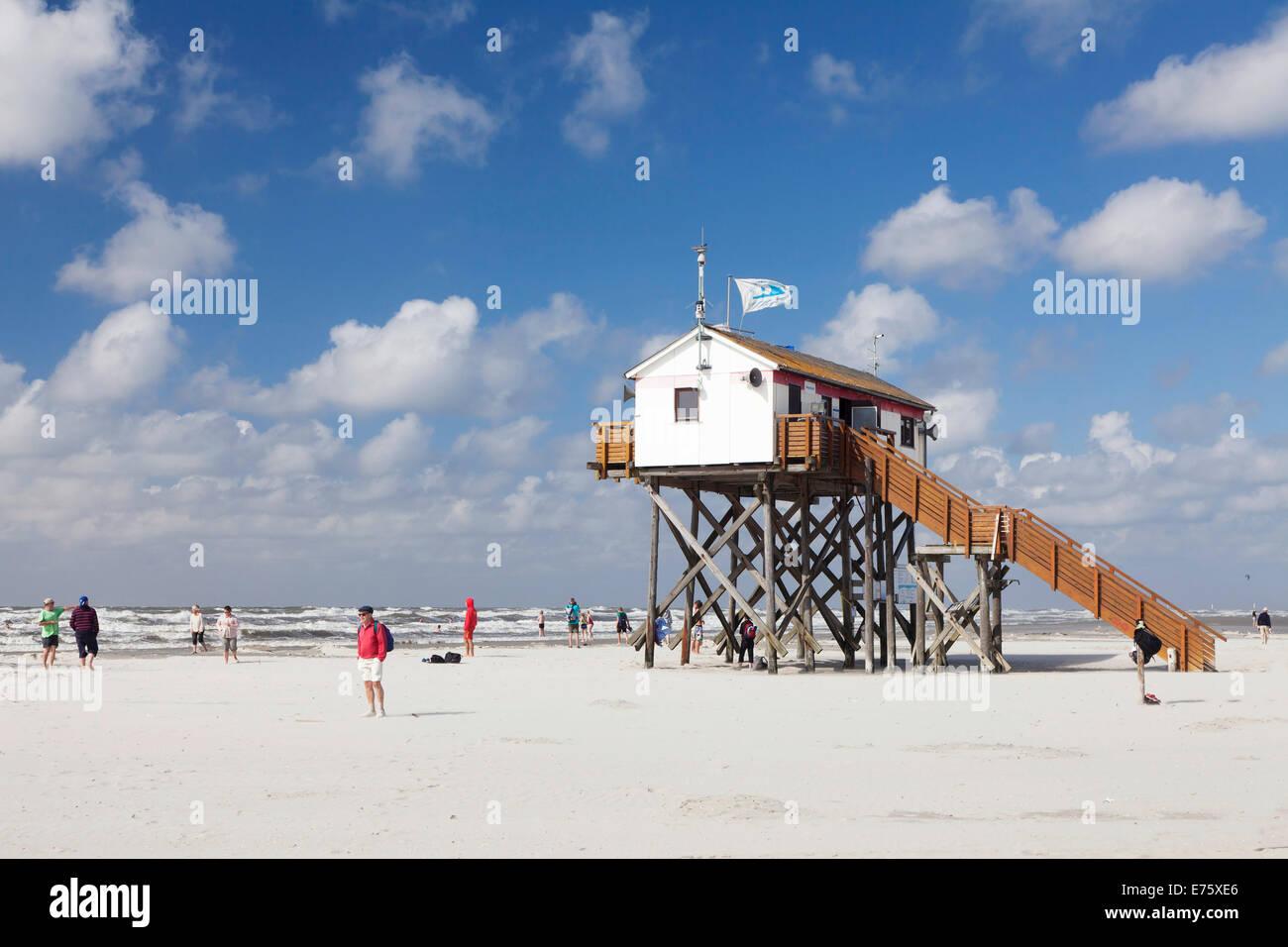 St Peter Ording Beach House