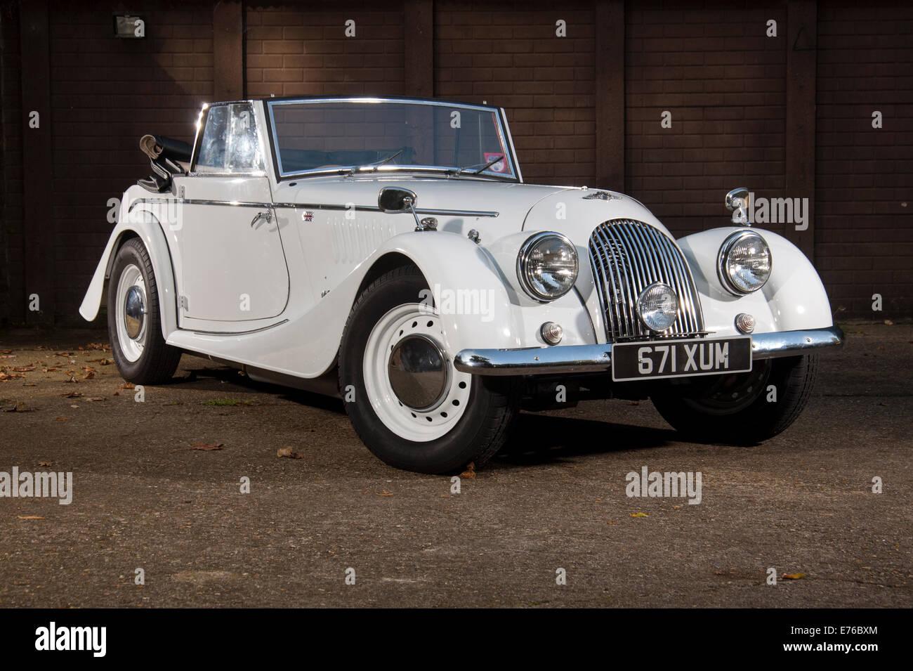 morgan plus 4 classic british sports car