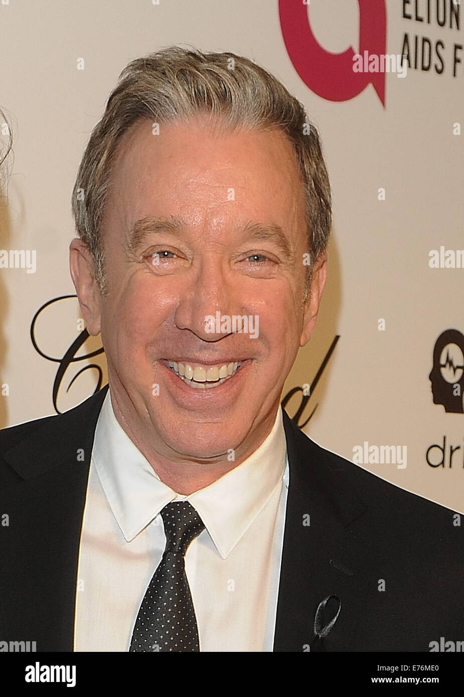 22nd Annual Elton John AIDS Foundation Academy Awards Viewing/After Party - Arrivals  Featuring: Tim Allen Where: - Stock Image