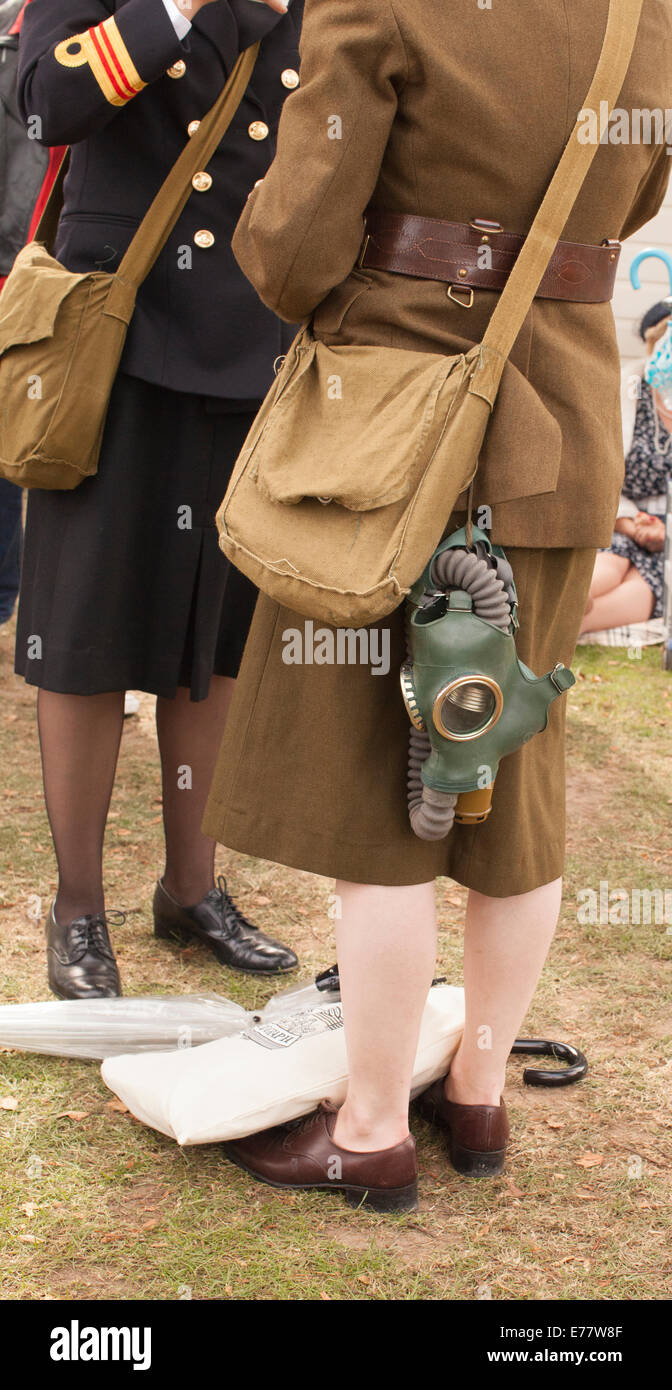 Goodwood revival - Stock Image