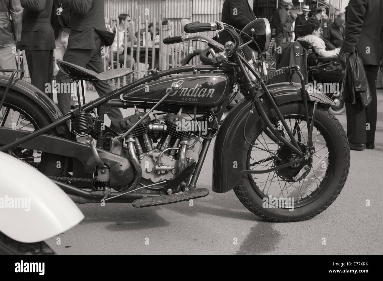 vintage indian motorcycle stock photos & vintage indian motorcycle