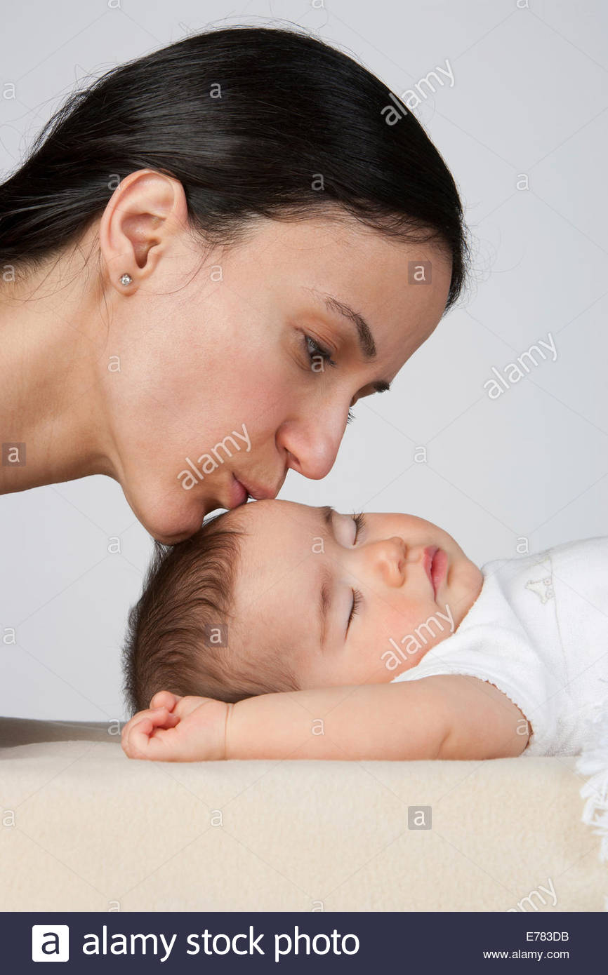 Indian Mother And Baby Stock Photos & Indian Mother And Baby Stock