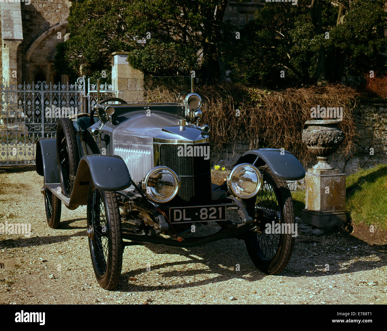 1913 Vauxhall Prince Henry - Stock Image