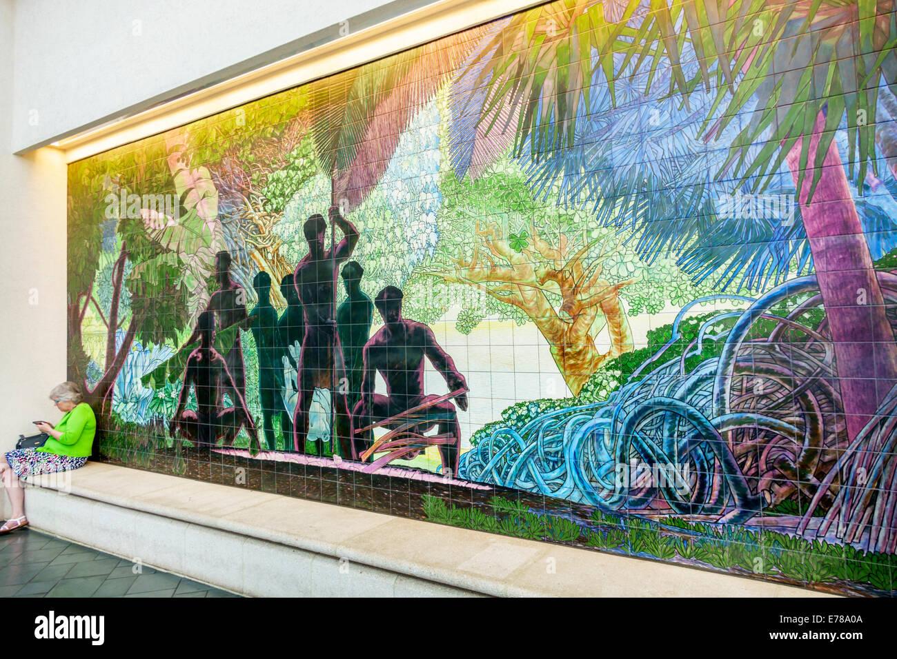 Hawaii Photo Mural