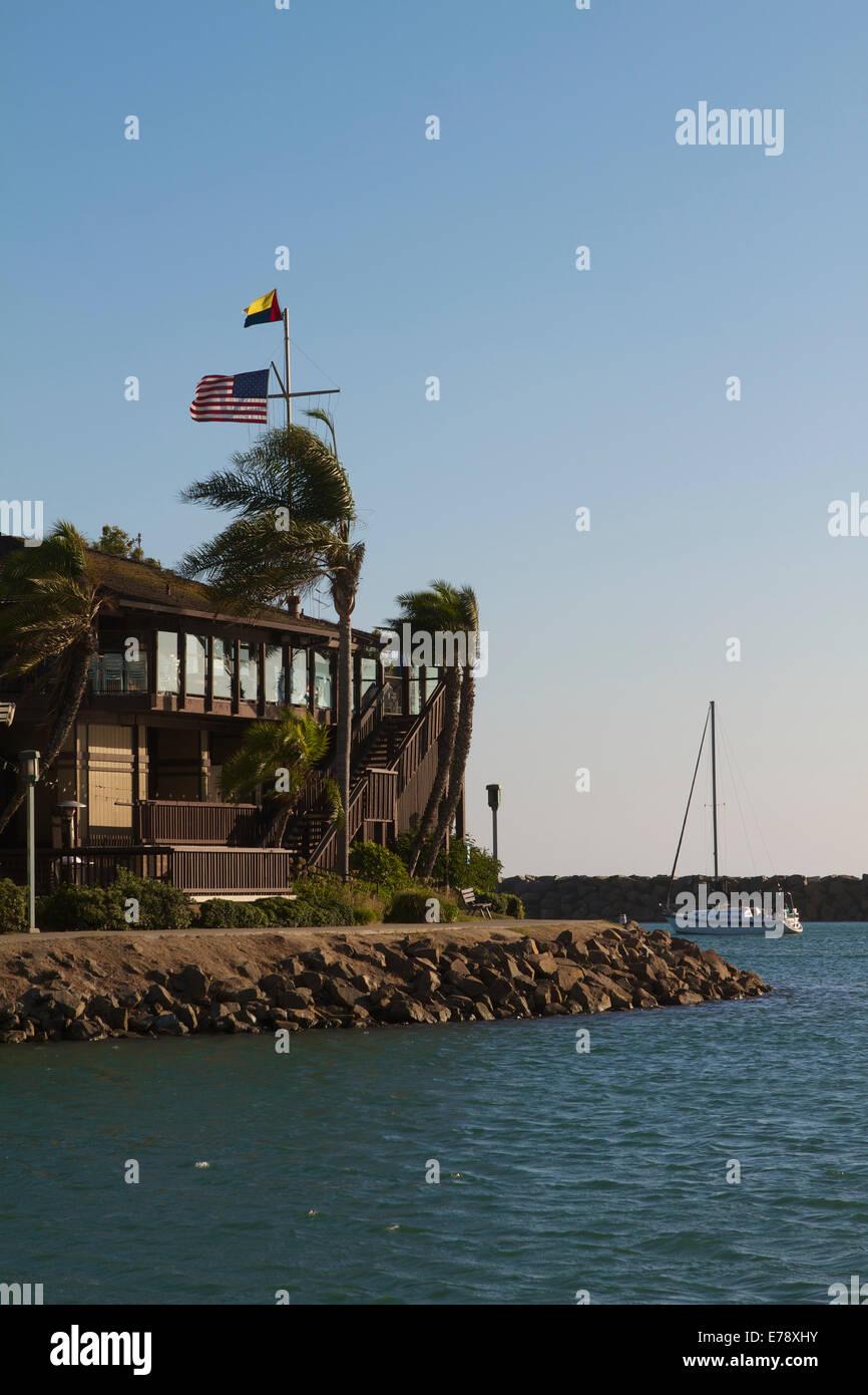 Dana point California - Stock Image