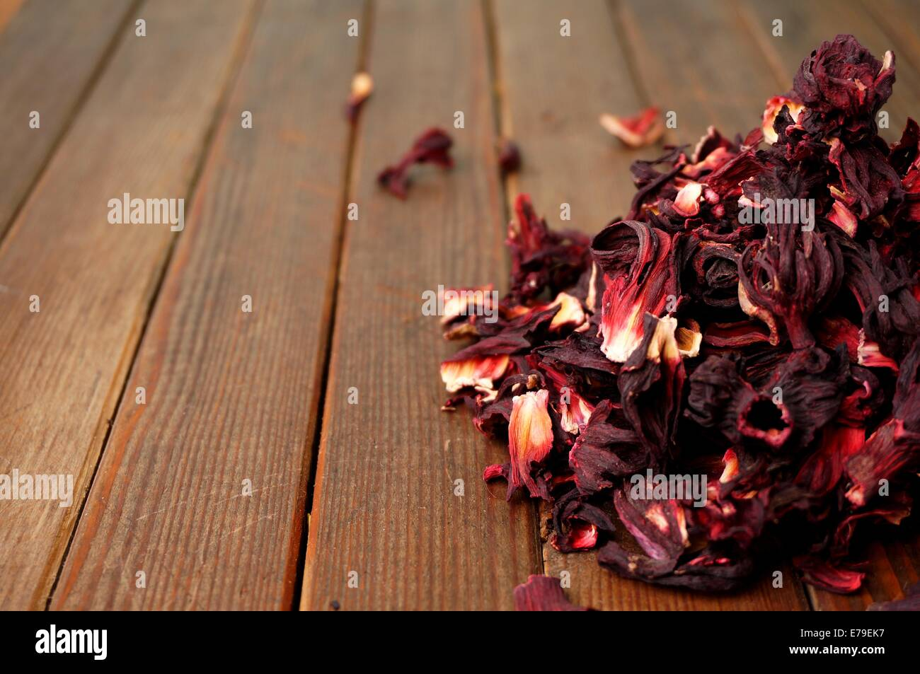 Dried hibiscus flower great for a warm cup of tea stock photo dried hibiscus flower great for a warm cup of tea izmirmasajfo Images