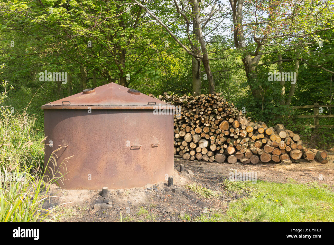 Coppice Stock Photos Amp Coppice Stock Images Alamy