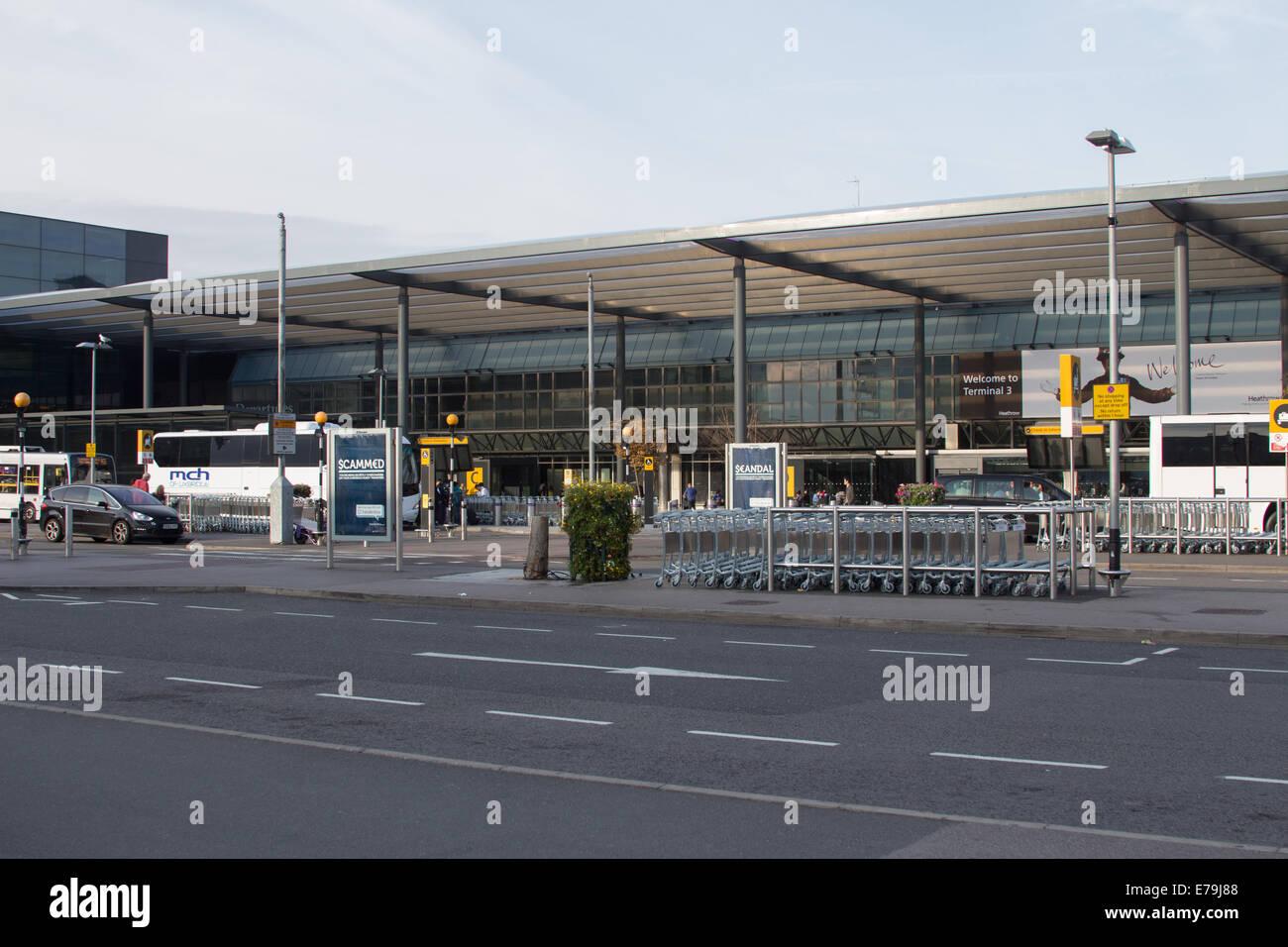 Airport Drop Off Heathrow Stock Photos Airport Drop Off Heathrow