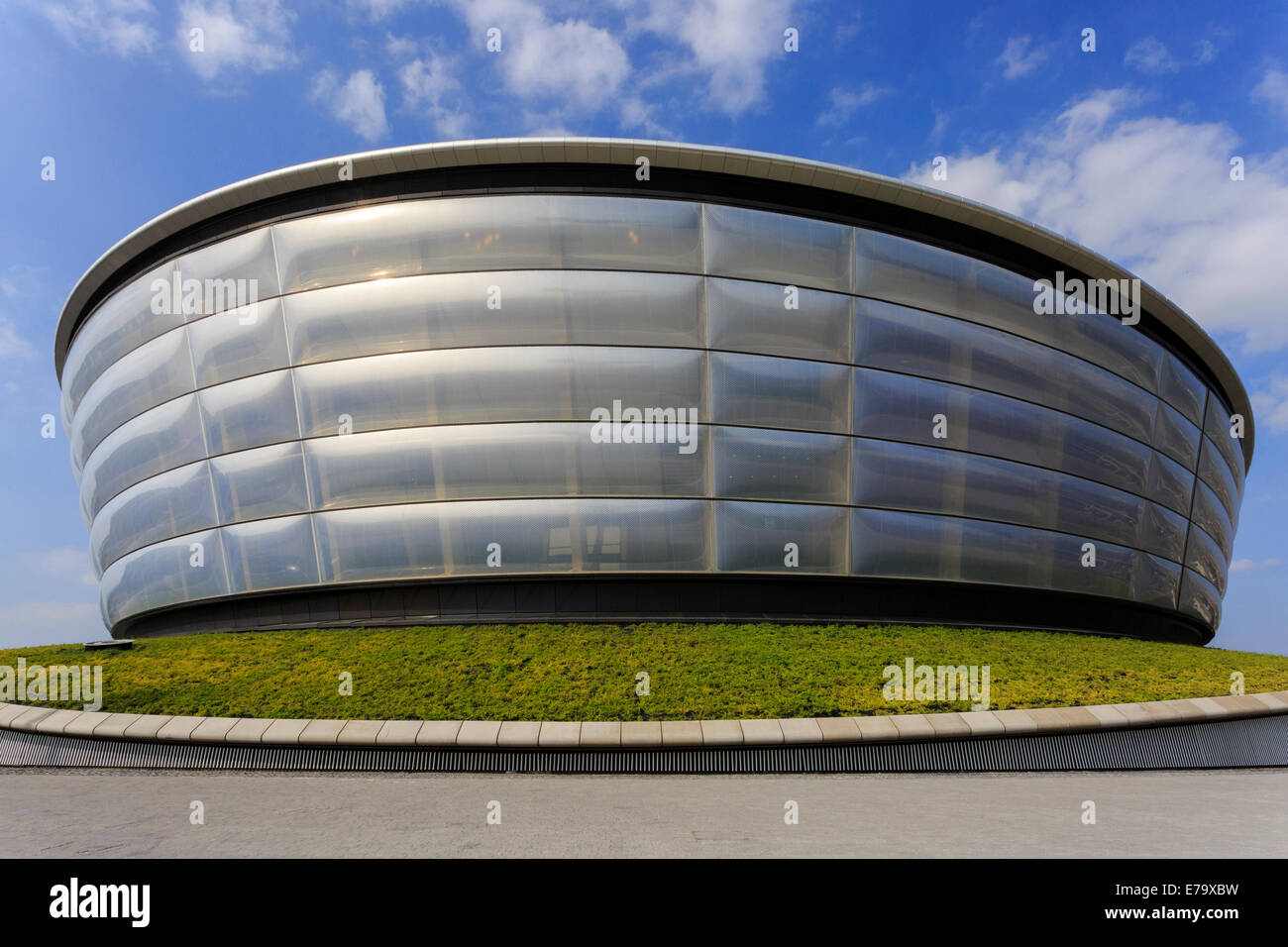 SSE Hydro concert hall, Glasgow, Scotland, UK - Stock Image