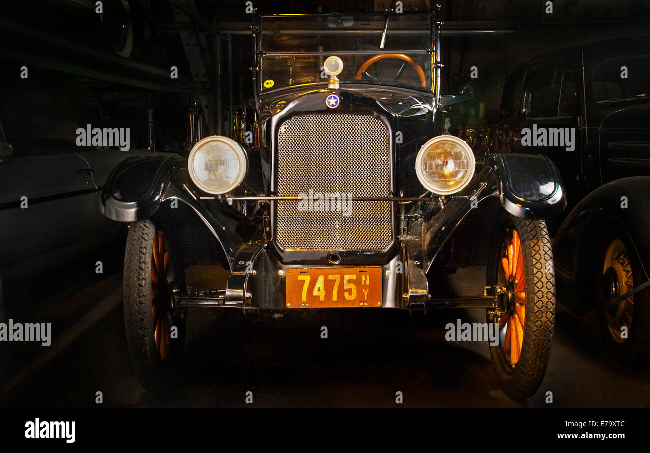1924 star touring car Durant motors - Stock Image
