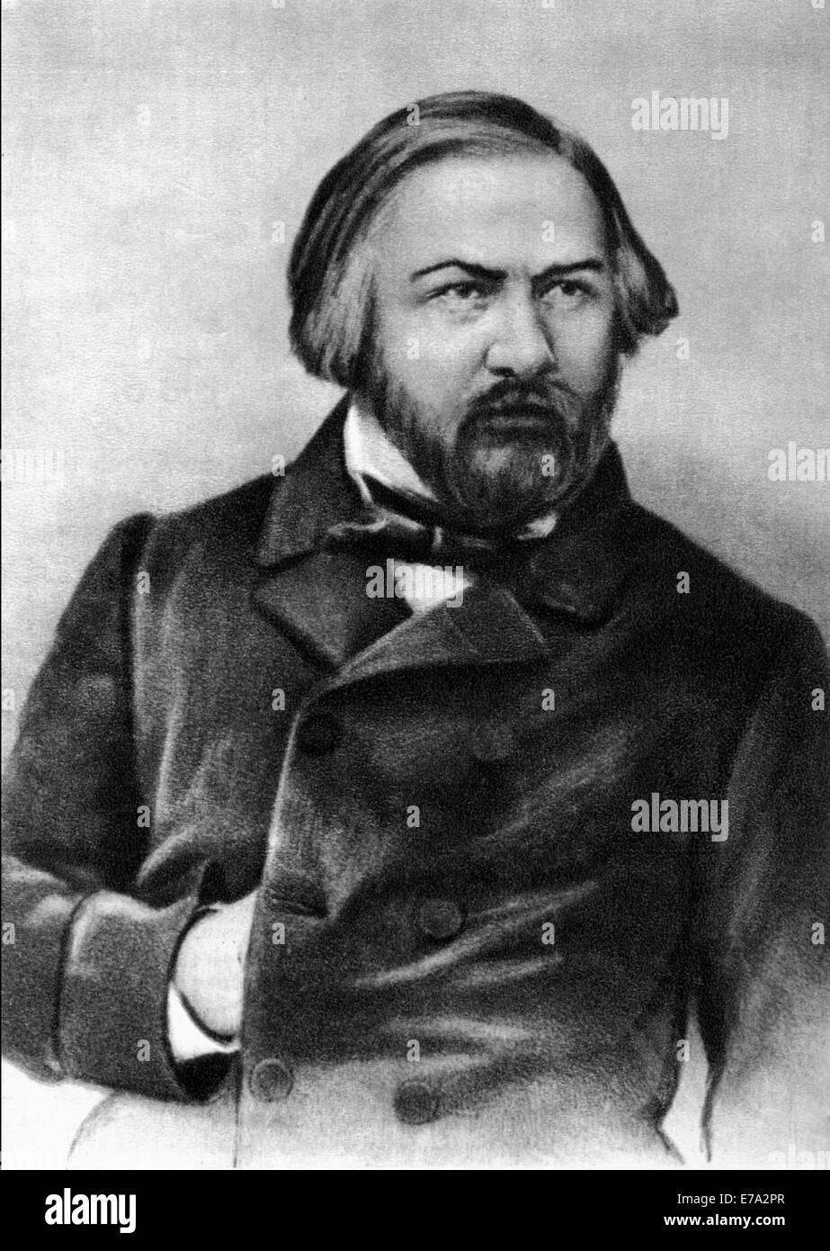 Mikhail Ivanovich Glinka: biography of the world-famous composer