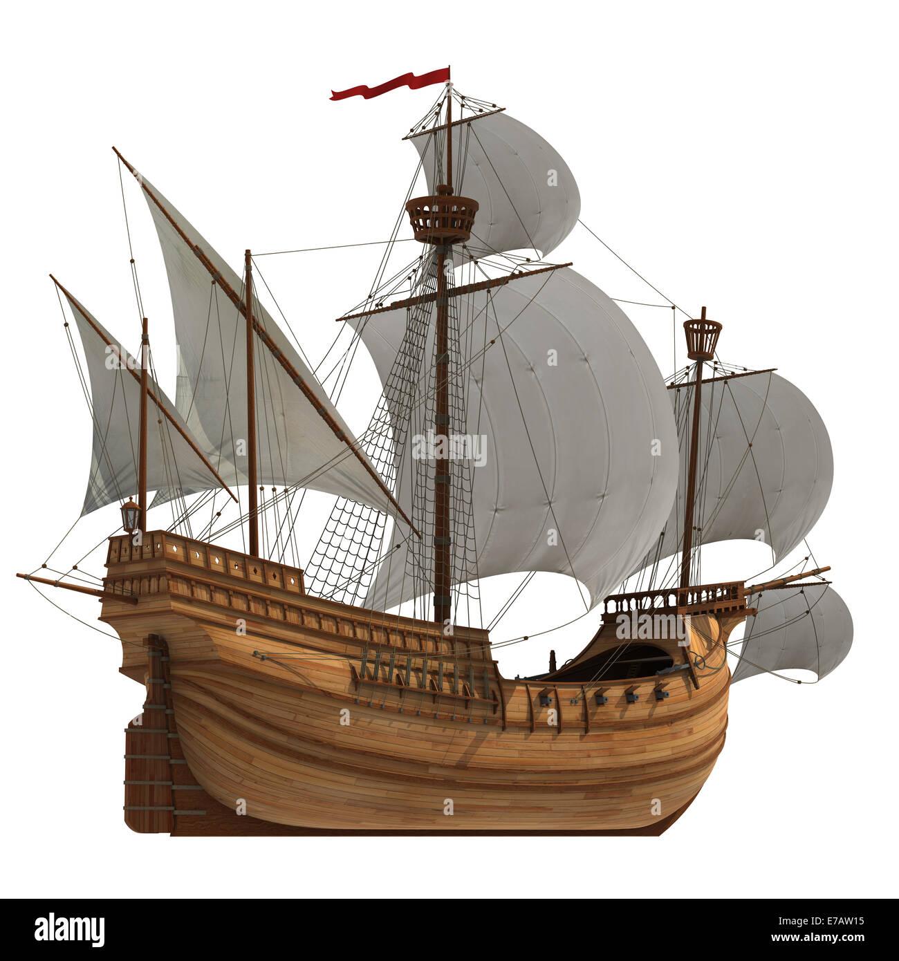 Caravel Ship Stock Photos  U0026 Caravel Ship Stock Images